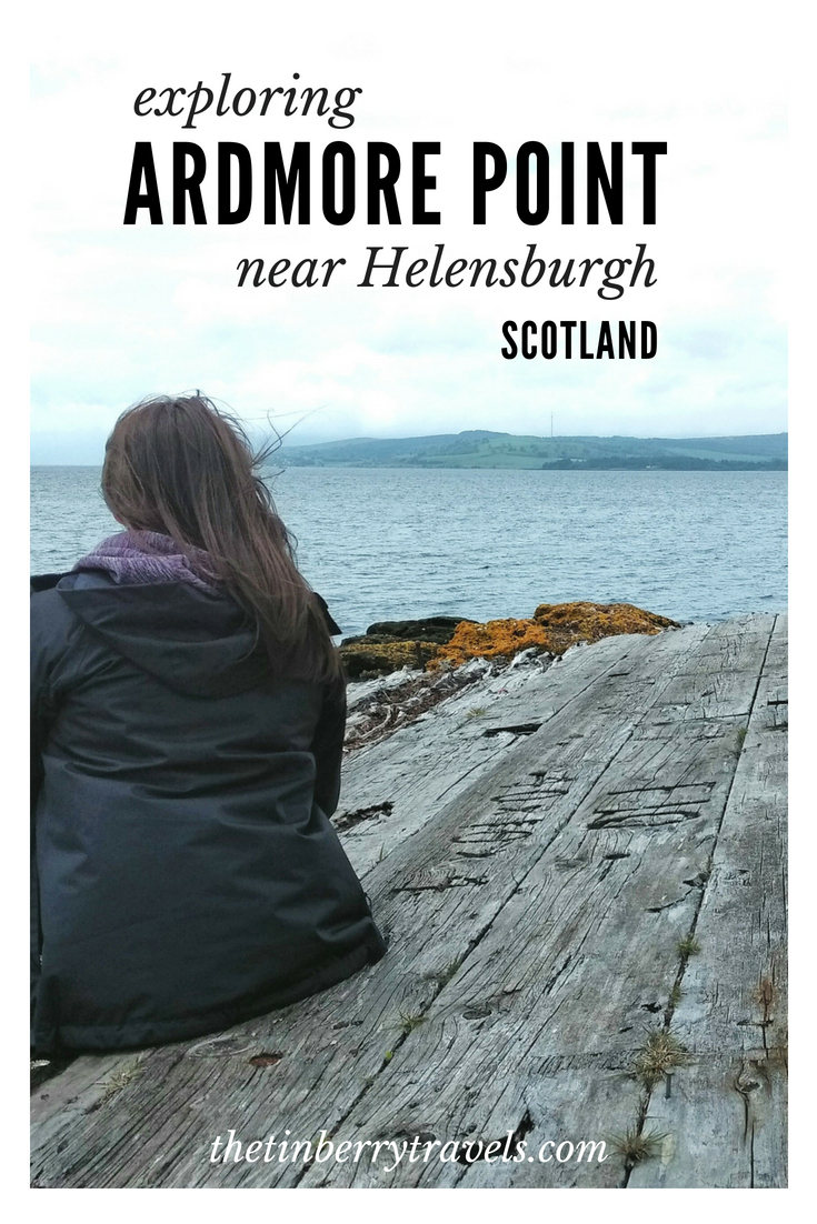 Ardmore Point, Helensburgh - Looking for somewhere for a quiet Sunday wander? Here's some images and quick recap from our short walk around Ardmore Point near Helensburgh. | Day Trips from Glasgow | Walks in Scotland | #Scotland #Europe