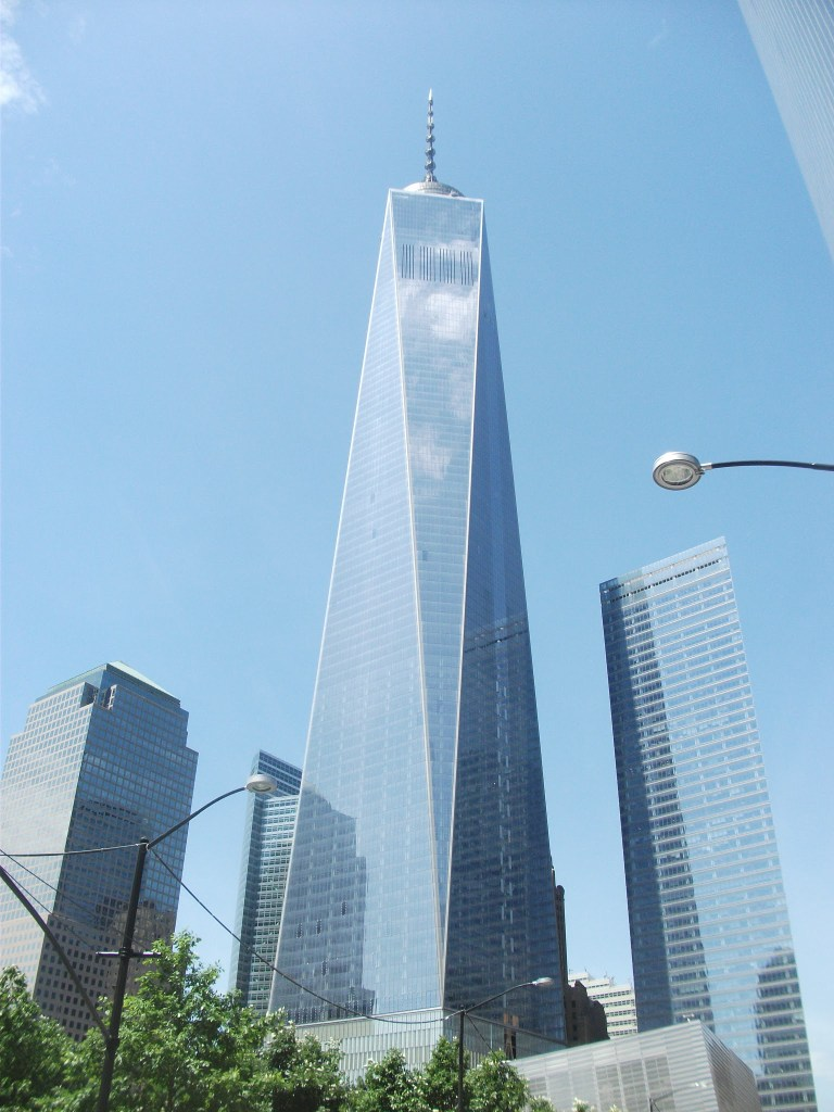 Freedom Tower in New York