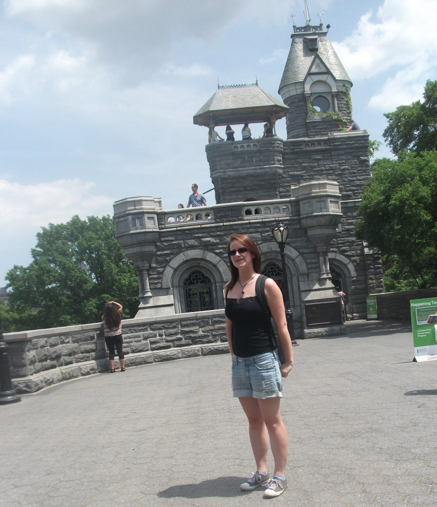 Belvedere Castle in New York Central Park