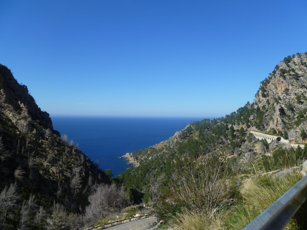 Views on the Serra de Tramuntana
