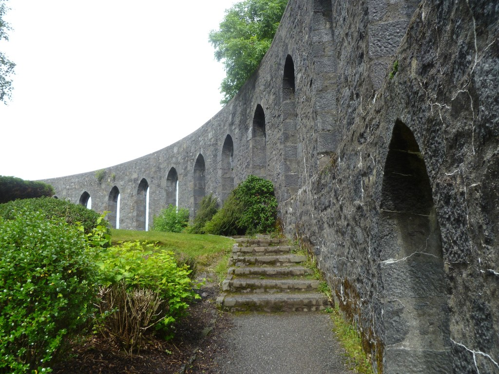 McCaig's Tower , Oban