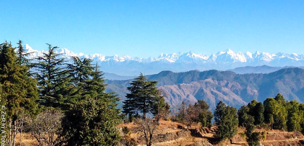 A quiet New Year in Uttarakhand, India
