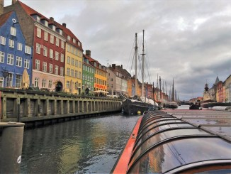 Copenhagen in Winter, Nyhavn Canal Tour