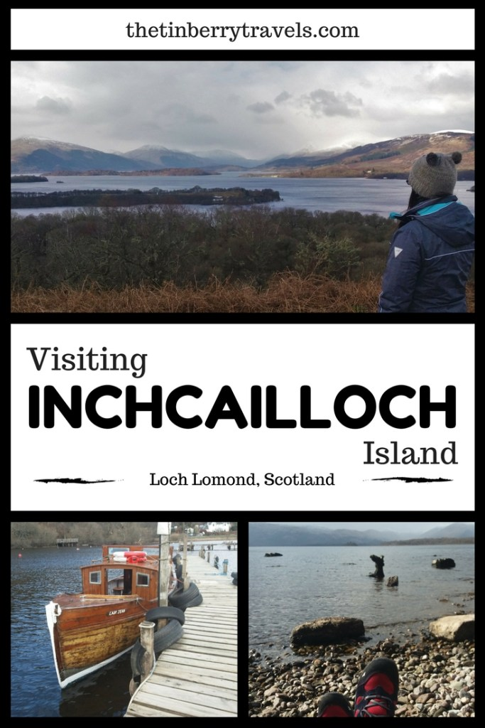 Here's our quick guide to visiting Inchcailloch Island in Loch Lomond and the Trossachs National Park in Scotland. Find out more about our trip, how to get there and why Inchcailloch is a great place to explore. | Day Trips from Glasgow | Travel in Scotland | #Europe #Scotland