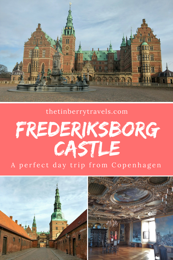 Looking for a great day trip to add to your Copenhagen itinerary? Read why we think Frederiksborg Castle in Hillerod is the perfect day out! |#Denmark #Europe #Travel