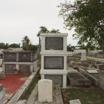 Head stones at Key West Cemetery