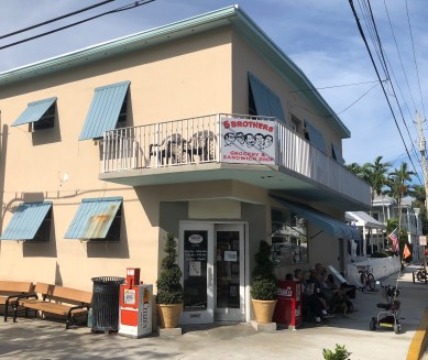 5 Brothers grocery and sandwich shop Key West FL