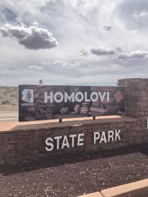 Homolovi State Park Winslow Arizona