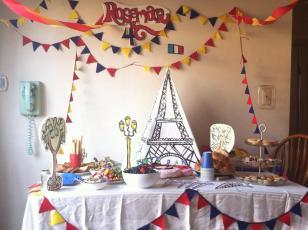 Madeline birthday party