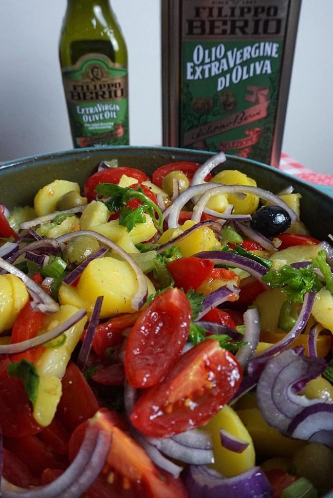 italienische Kartoffel Salat
