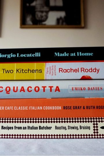 best Italian cookbooks 2017