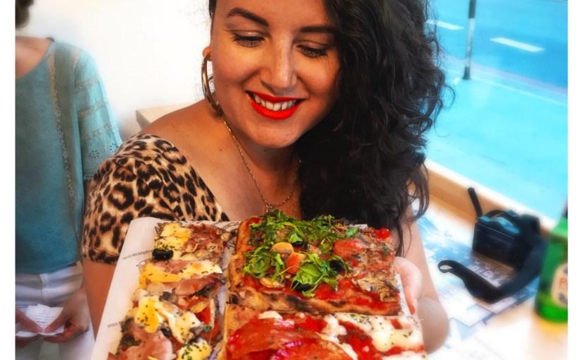 My Pixxa – Roman Pizza, Aldgate East, London