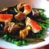 Summer Asparagus & Pea Salad