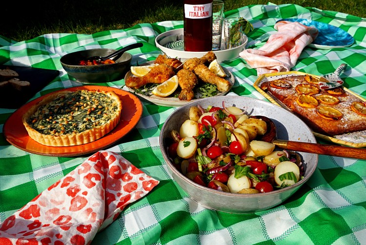 italian picnic dishes