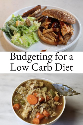 meal planning for low carb