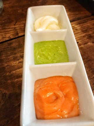 Different Dipping Sauces