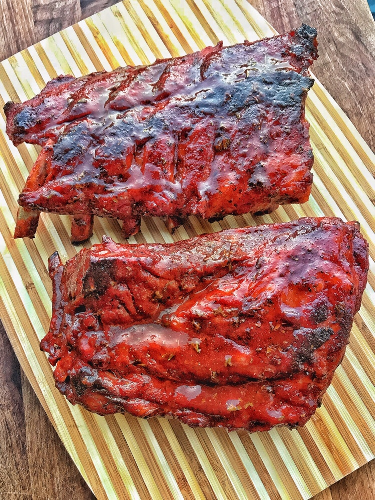 Easy ribs for the oven
