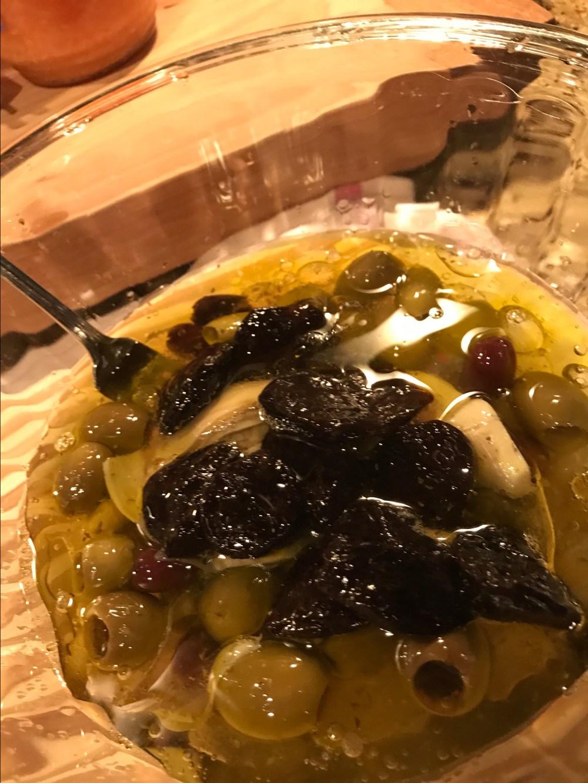 Olive Oil, Wine, Apple Cider Vinegar