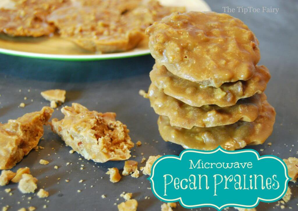 Pralines in the Microwave