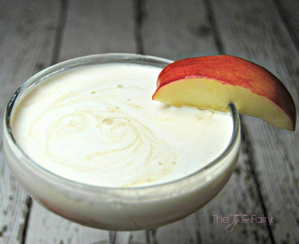 Make a Whipped Apple Cocktail for Fall