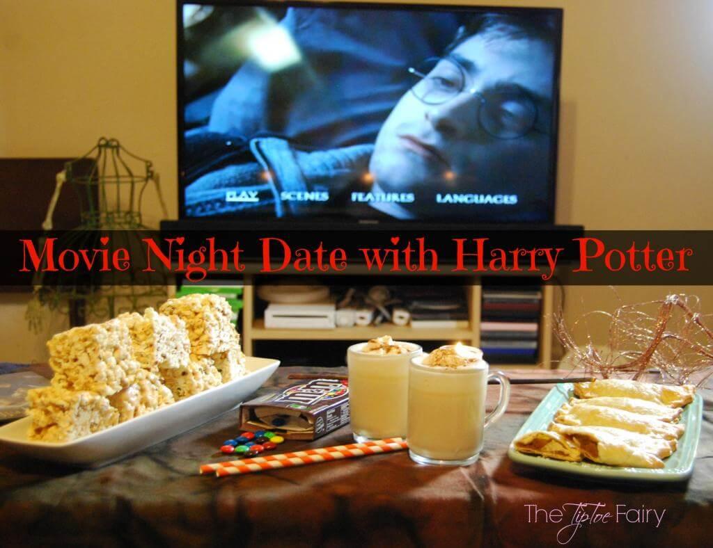 Harry Potter Movie Night