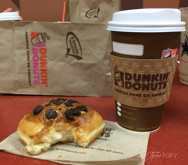 Take An Afternoon Coffee Break At Dunkin' Donuts