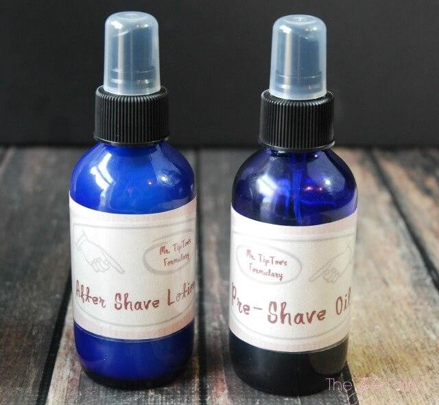 Make a DIY Holiday Shaving Gift Basket for Men! #ad #GiftOfPhilips | The TipToe Fairy