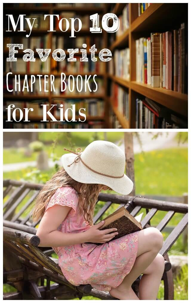 My Favorite Chapter #Books for #Kids! #book