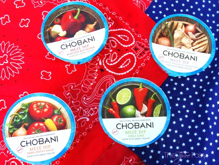 #DipIntoMeze w/ @Chobani with a Make Your Own Tostada Bar this weekend! #ad #party