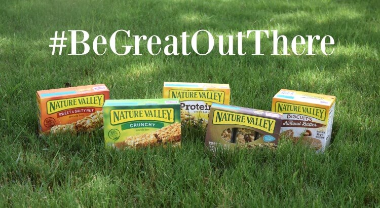 See how you can give someone a little encouragement to be #BeGreatOutThere #IC #ad