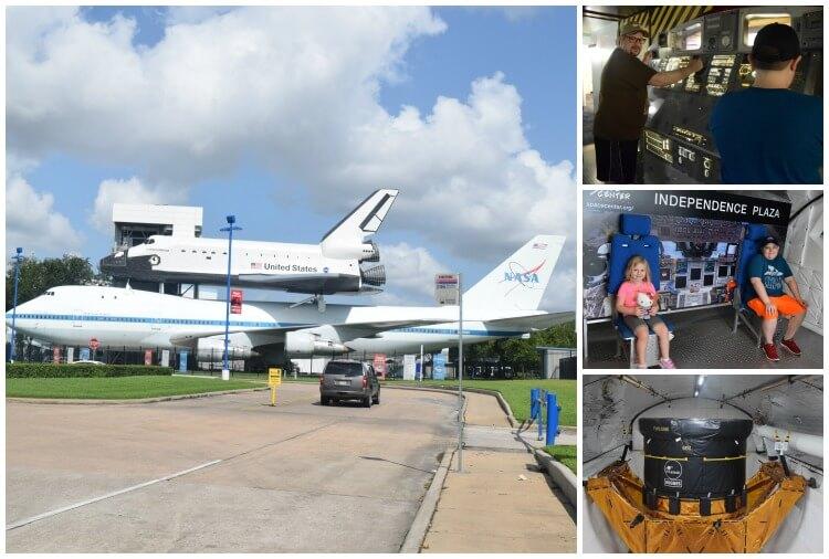 Our Must Sees & Tips for having a blast at Space Center Houston #texas #roadtrip #familytravel