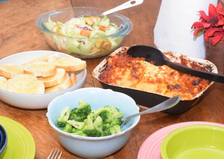 Check out these simple dinner ideas when you have no idea what to cook! #ad