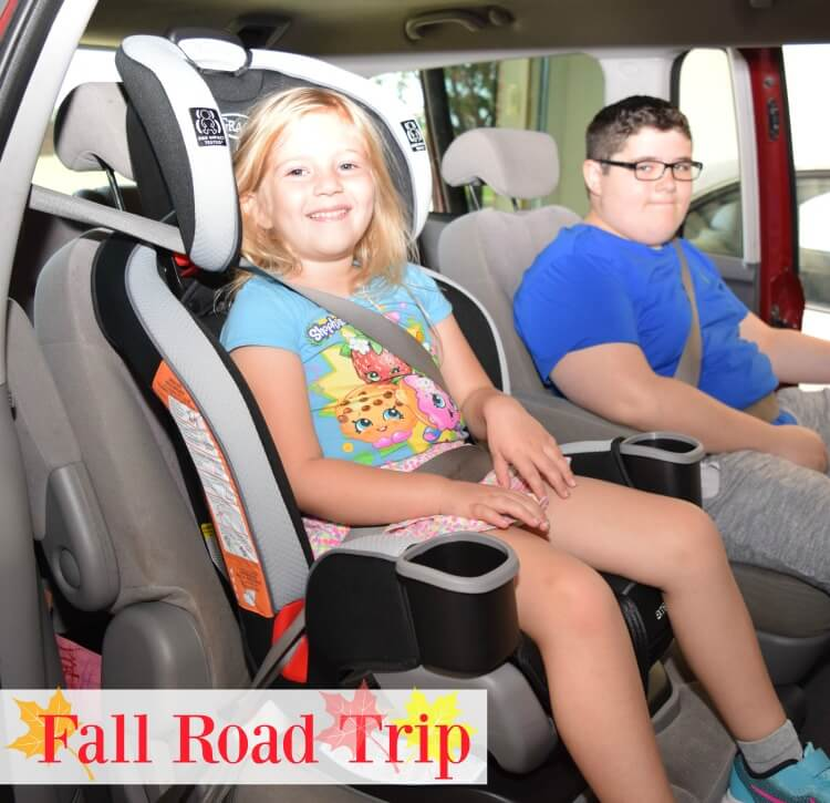 #ExtendTheTrip w/a great car seat from @gracobaby! Check it out! #sponsored