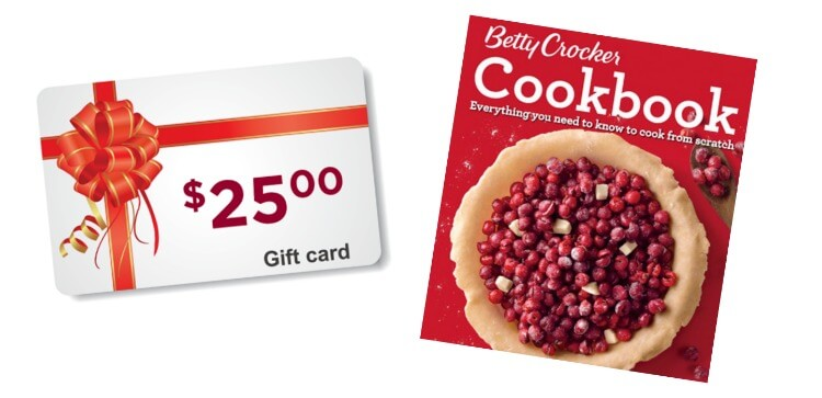 What are your #HolidayTraditions? Win a Betty Crocker Cookbook & $25 gc from @generalmills! #ad