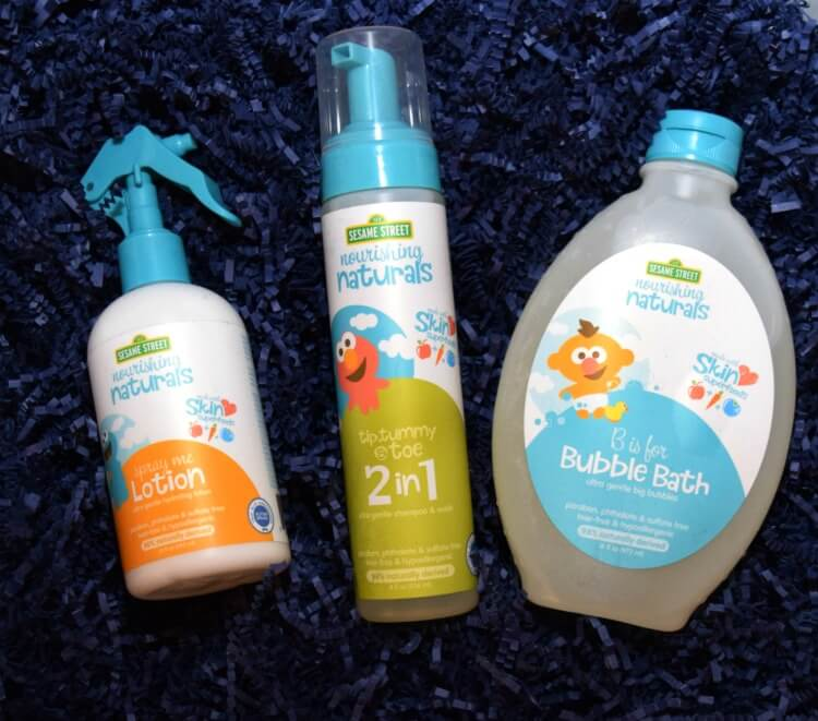 Come grab a coupon for these gentle @SesameStreetBathProducts for baby! #ad #BabyBabbleboxx