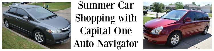 Check out how easy it is to use the @CapitalOne #AutoNavigator for an easy car buying experience! #ad