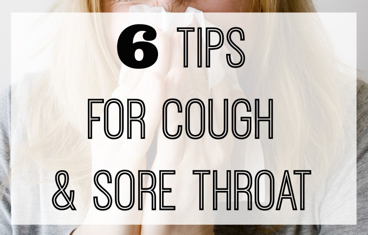Here are 6 Tips to help with Cough & Sore Throat! #ad @RicolaAmerica
