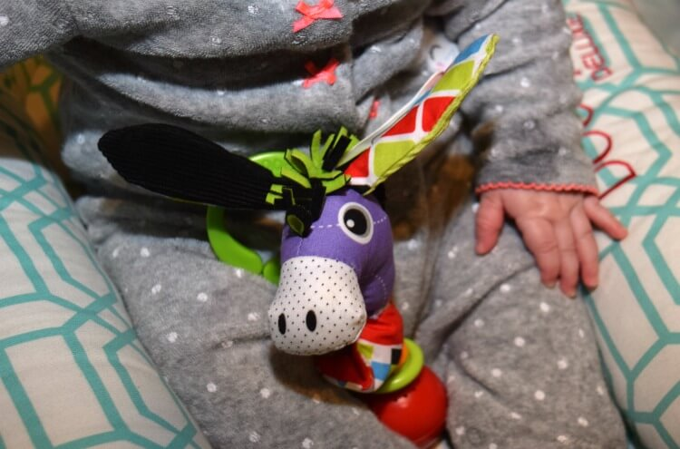 Check out some of our favorite Baby Toy Gift Ideas from Yookidoo for this holiday season! #ad