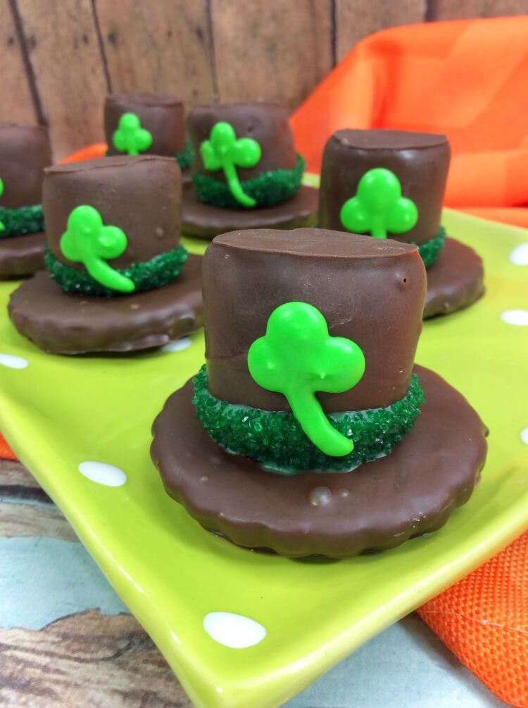 Let's make Lucky Leprechaun Hats & watch Disney's Darby O'Gill and the Little People!