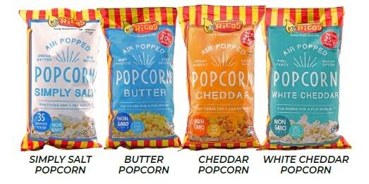 Ricos Popcorn