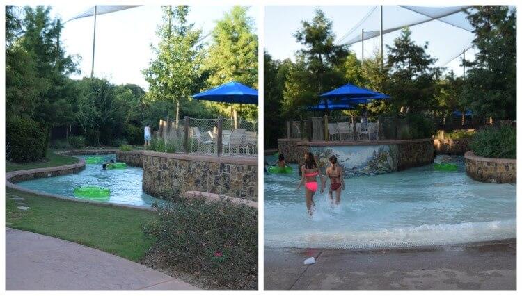 The Woodlands Resort lazy river