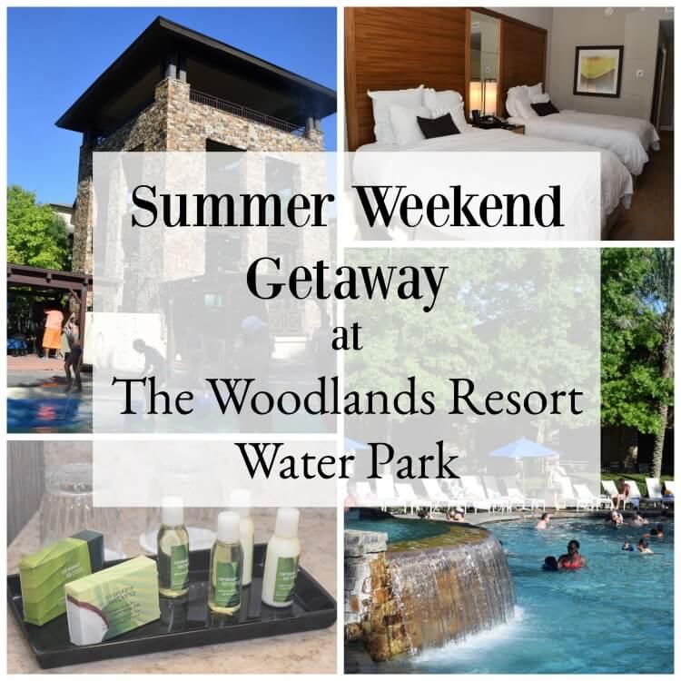 Summer Weekend Getaway from The Woodlands Resort