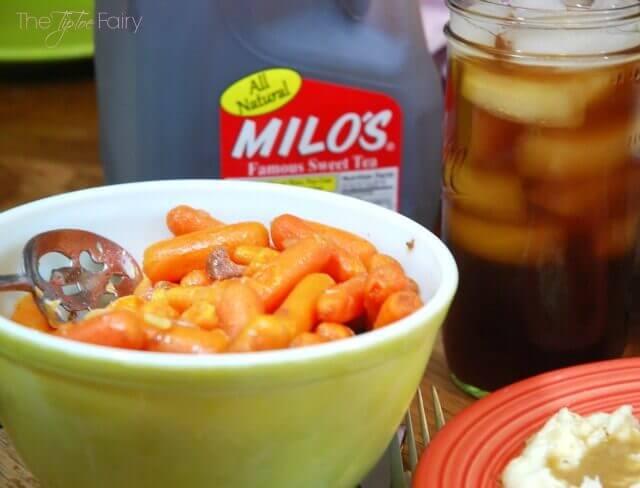 Savory Baby Carrots