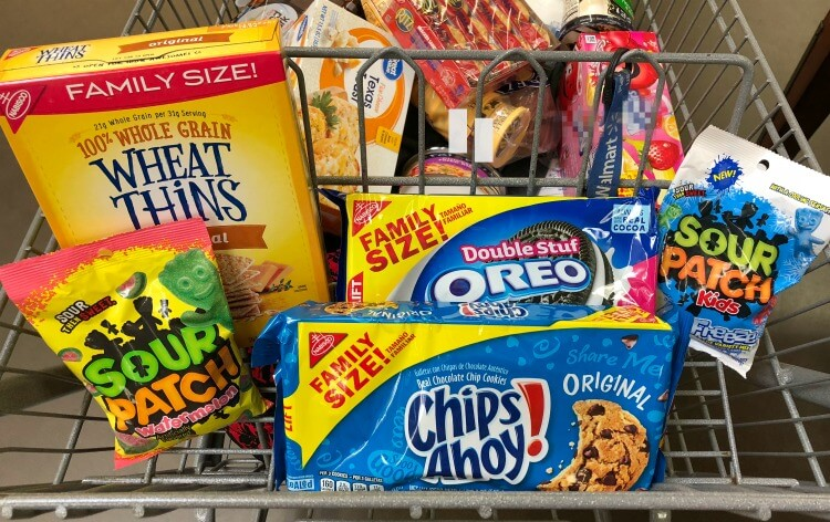 NABISCO Snacks at Walmart