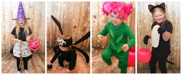 Budget Friendly Halloween Costumes for Kids and Babies