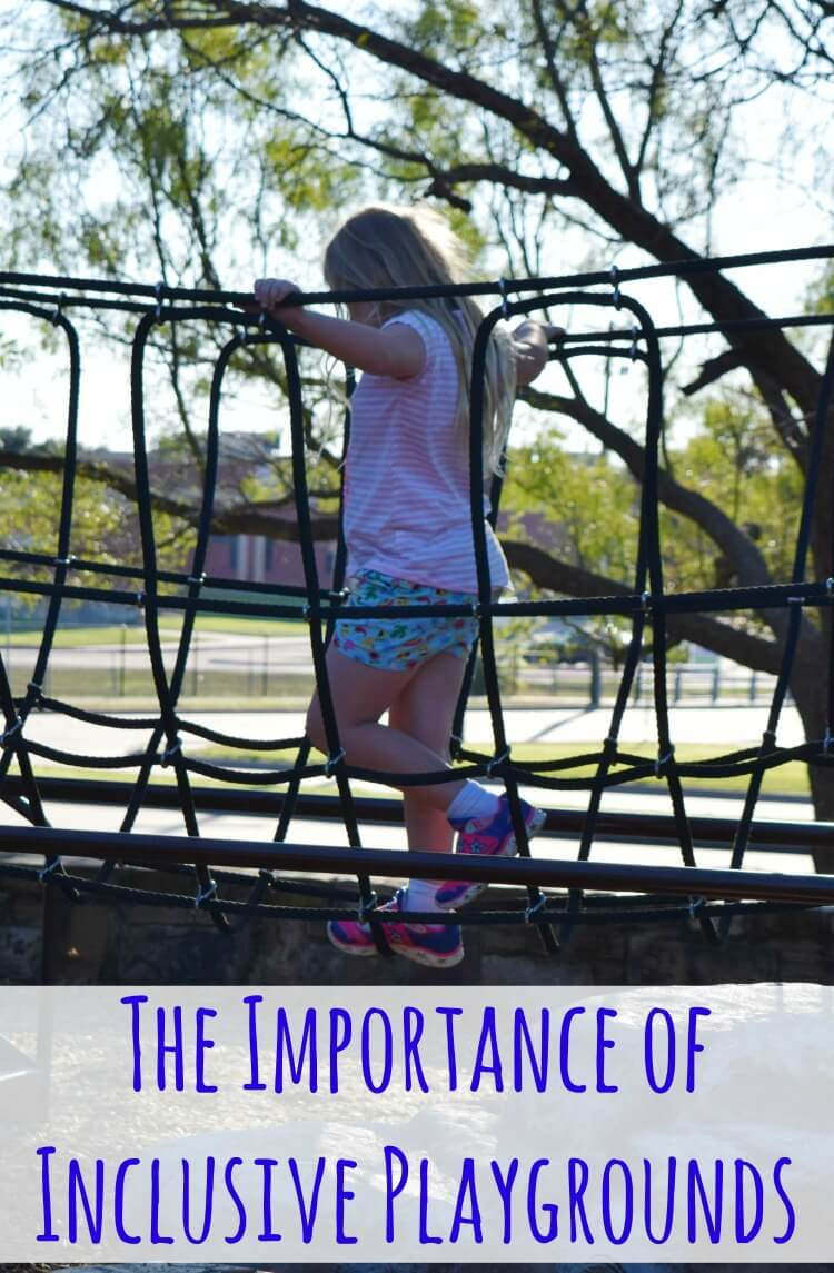 The Importance of Inclusive Playgrounds