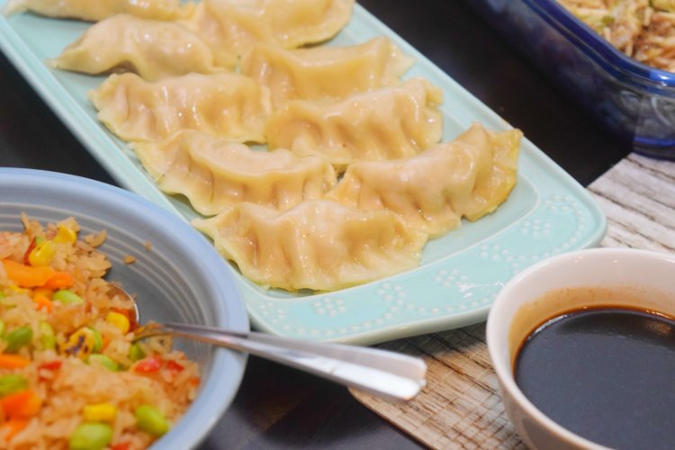 Ling Ling Potstickers for authentic Asian flavor