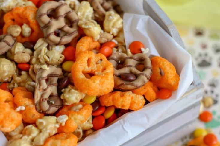 Lion King Snack Mix