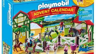 Playmobil 9262 Advent Calendar - Horse Farm