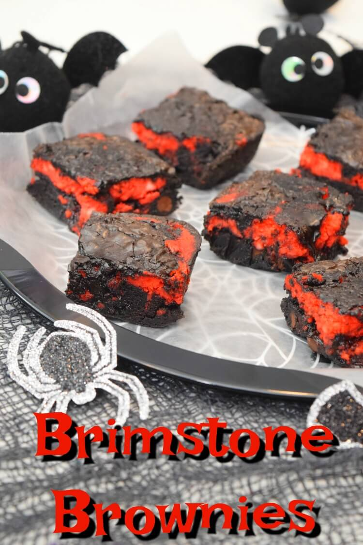 Title image for Brimstone Brownies